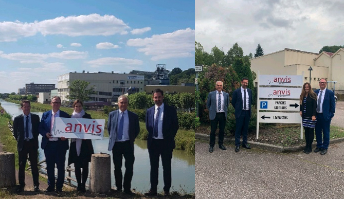 HAHN GmbH acquires SRK AVS France SAS and SRK Industry France SAS now renamed Anvis Epinal SAS and Anvis Decize SAS.